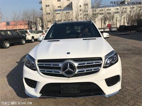 2018奔驰GLS450尊贵霸气品质不凡 现车优惠