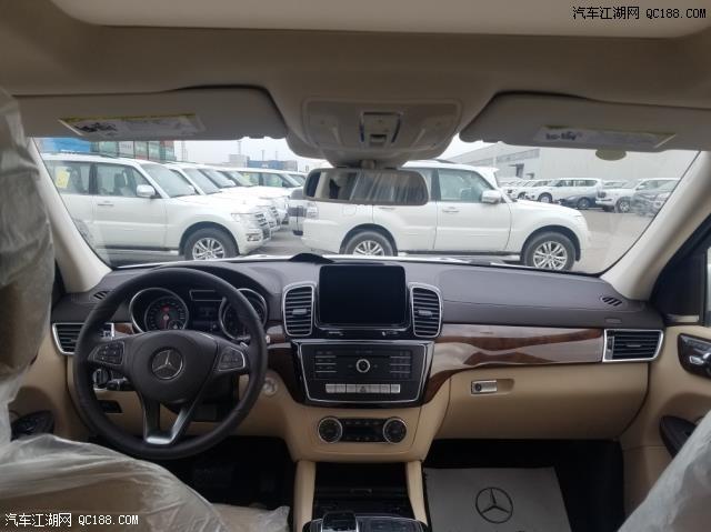 18款奔驰GLS450港口现车优惠促销报价可分期