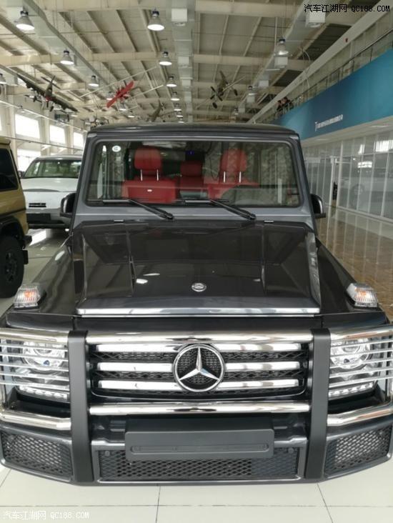 广西19款奔驰G500g550G63天津港多少钱
