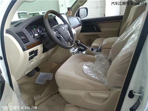 18款丰田酷路泽4000现车不需要任何费用