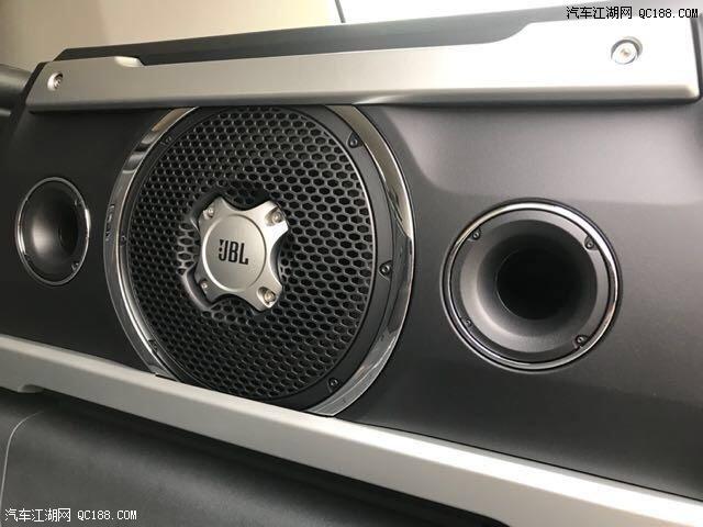 17款丰田FJ酷路泽4.0L动力足经典越野神车