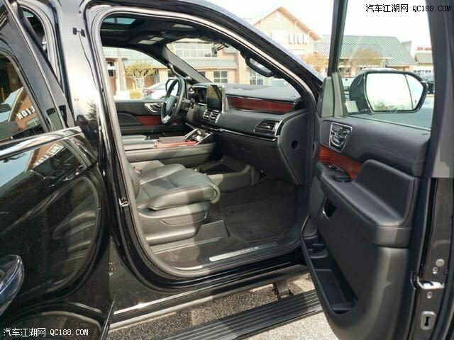 18款领航员彰显品质的豪华SUV 天津港最新报价