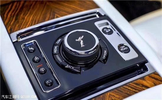 19款劳斯莱斯库里南 顶级SUV接受预定 国内第一批销售