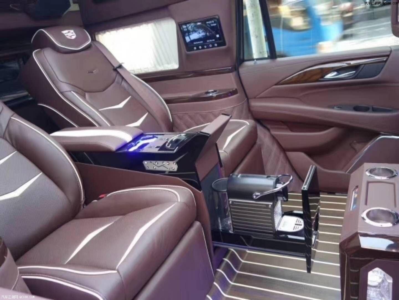18款总统一号6.2参数配置商务SUV 天津港全国最低价