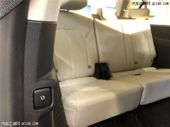 18款福特征服者3.5TT有一款大型SUV天津港现车