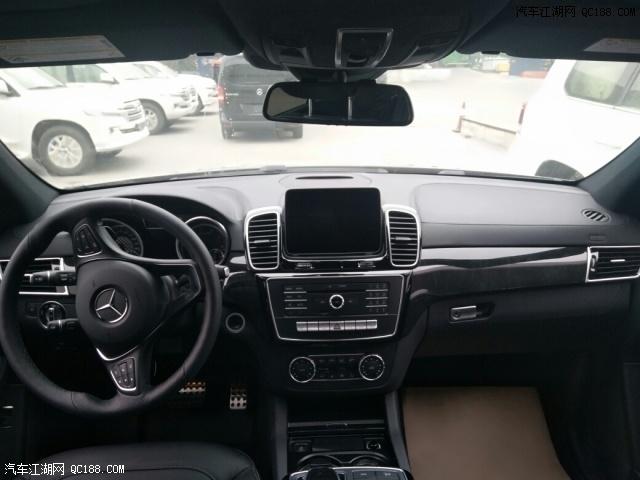 18款奔驰GLE43加版3.0T配置V6降税油耗价格优惠