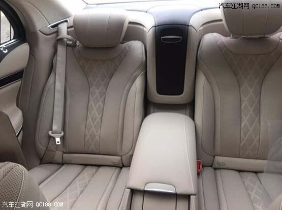 新款奔驰S560报价 4.0T大马力豪华商务轿车