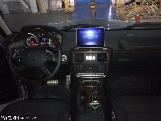 18款奔驰G500 新升级越野优势亮点解剖