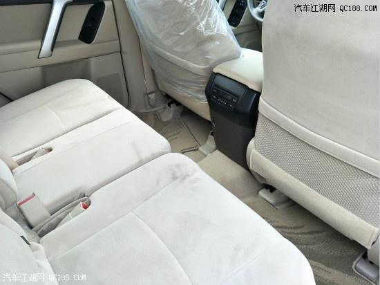 内蒙古18款丰田霸道4000最新报价 普拉多为何