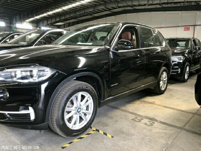 全新2018款宝马x5动力刹车表现 全国办理贷款