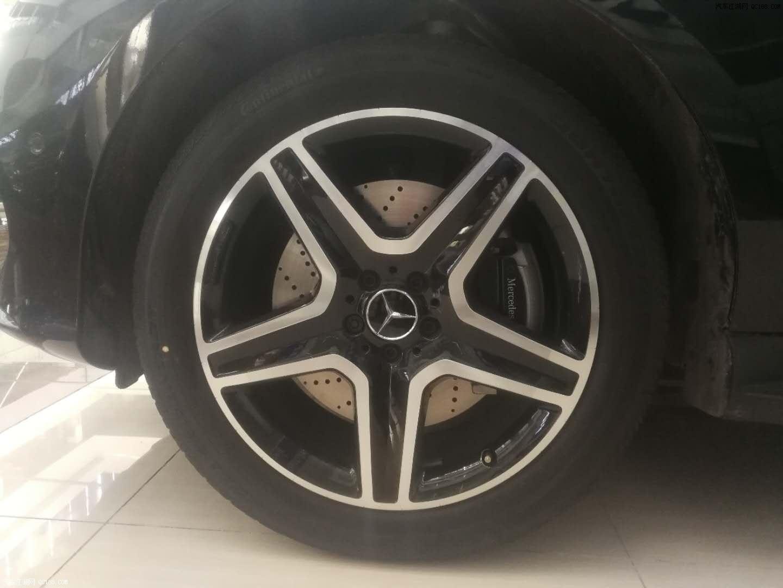 18款奔驰GLE43加版AMG 豪华SUV售价曝底多少钱