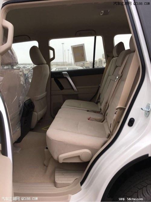 自驾越野一族爱好者首选的SUV霸道4000