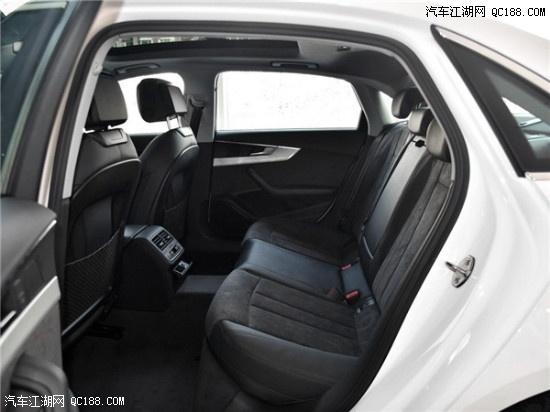 热门低价促销 18款奥迪A4L大量现车特惠价