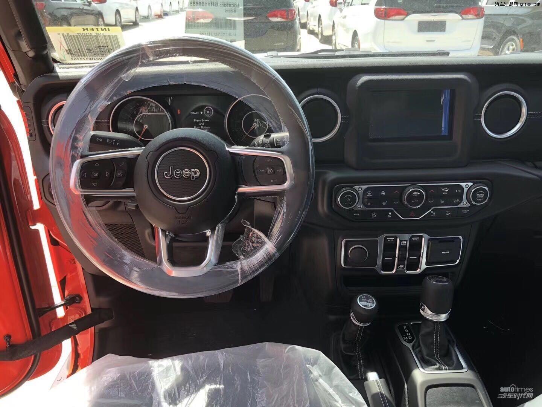 18款Jeep牧马人价格 为越野而生的SUV