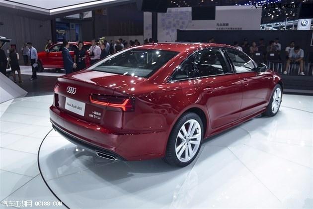 18款奥迪a6l报价 18款北京现车爆款巅峰钜惠促销