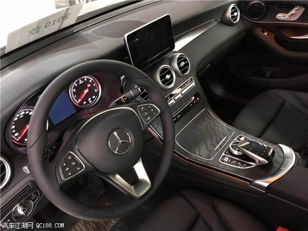 高端豪华suv18款奔驰GLC300新款最新行情