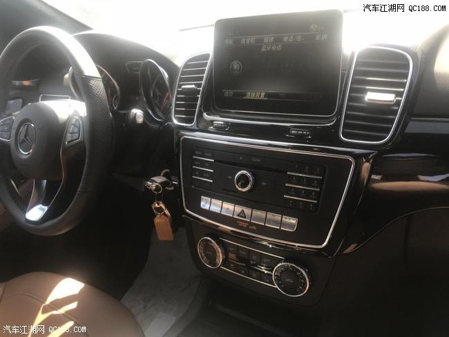 18款奔驰GLE43现车特价 奔驰GLE43加版价格