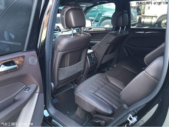 18款奔驰GLS450 豪华包 运动包 全国可分期