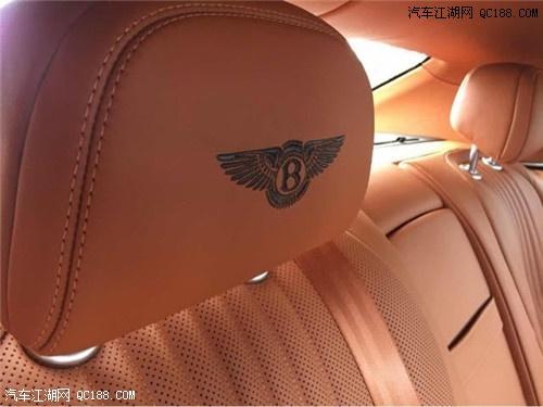 宾利飞驰4.0尊贵的象征豪华的标杆