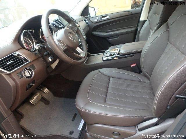 18款奔驰GLE400 豪华越野公路之王 保税区特惠中