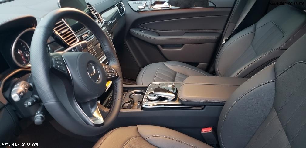 进口18款奔驰GLS450七座SUV价格秒杀分期零