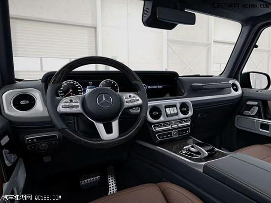19款奔驰G500天津港现车最低报价多少钱