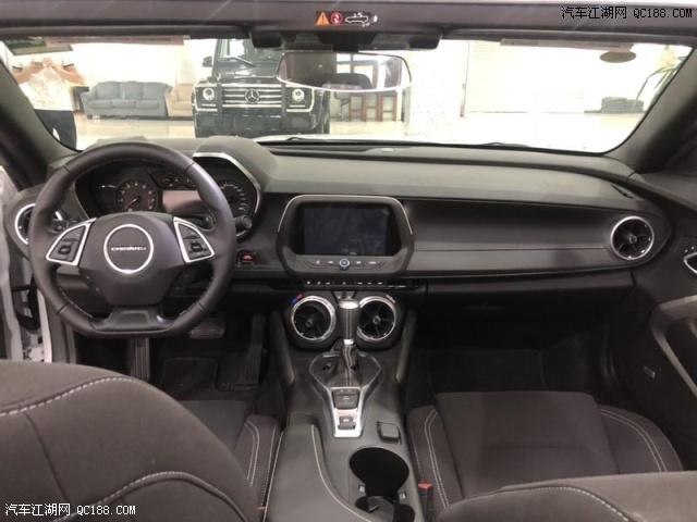 18款雪佛兰科迈罗现车实拍外形漂亮到极致