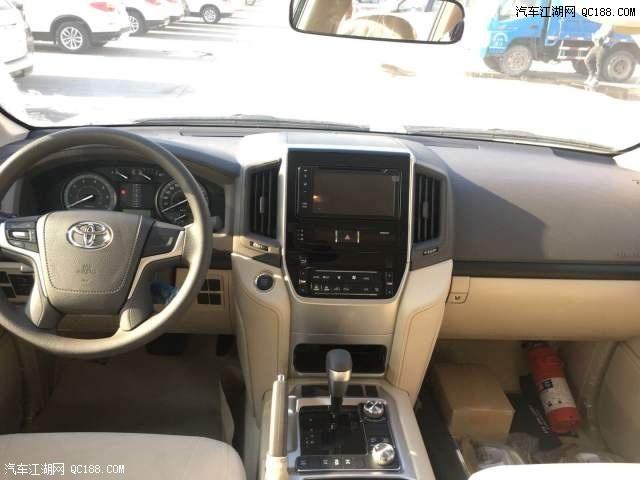 18款丰田酷路泽400中东版4.0L最低多少钱