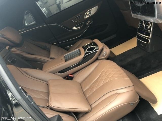 19全新迈巴赫S650 新车到店 价格优惠