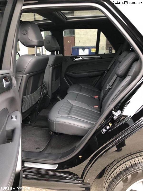 18款奔驰GLE400怎么样 科技配置家族式豪华越野报价