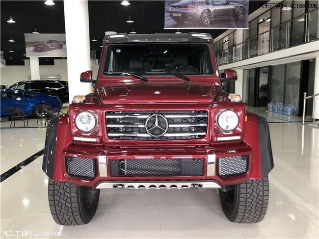 大G4X4多少钱全尺寸G5004X4低价优惠多少钱红色现车