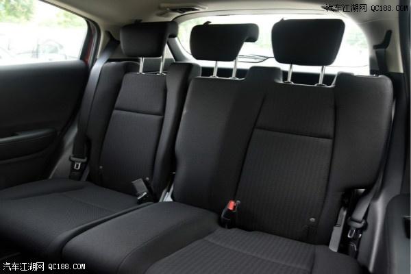 本田缤智最新报价配置及图片 最低裸车价售全国