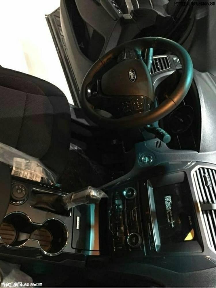 18款福特探险者2.3T 290马力加版感受体验