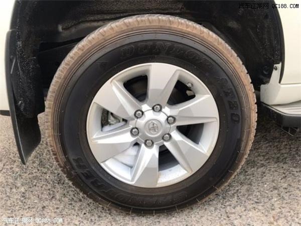 19款丰田霸道2700怎么样 性价比高保值耐用越野报价