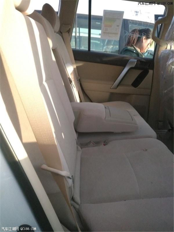 19款丰田霸道4000怎么样 多款配置选择经典越野报价
