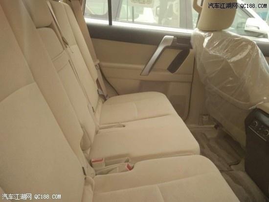 18款丰田霸道4000中东版最新价格 配置动力性能