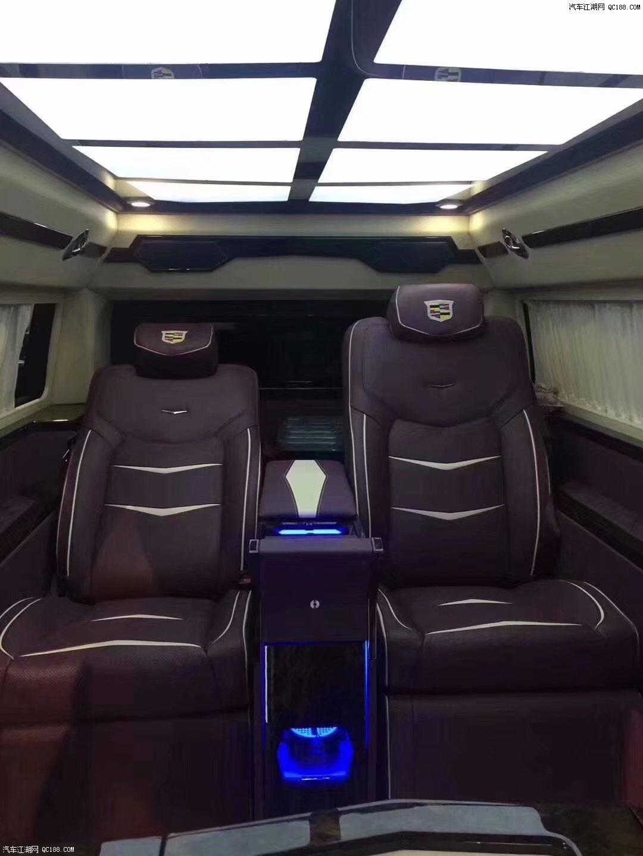 全新升级版凯迪拉克总统一号6.2L天津现车优惠价可分期