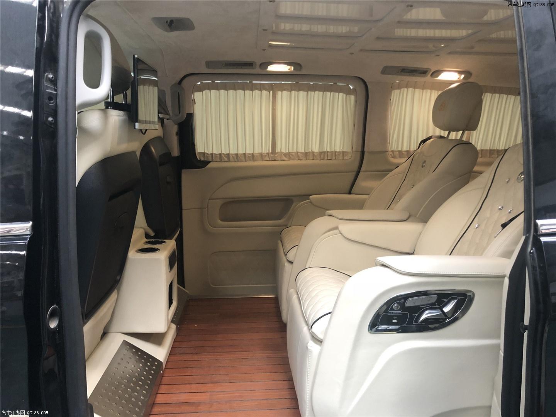 18款进口奔驰V250 商务房车 天津报价
