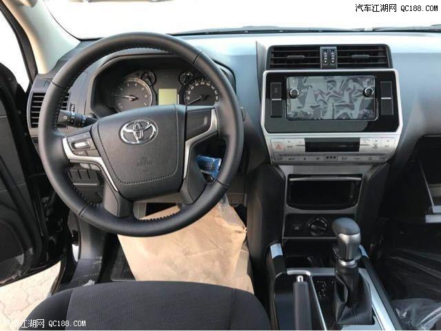 丰田普拉多2700有现车嘛 中配霸道2700配置图片
