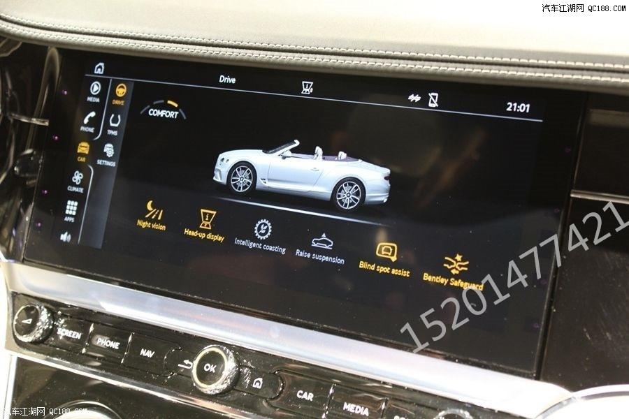 新款6.0宾利欧陆GTC价格 新款宾利欧陆GTC预定