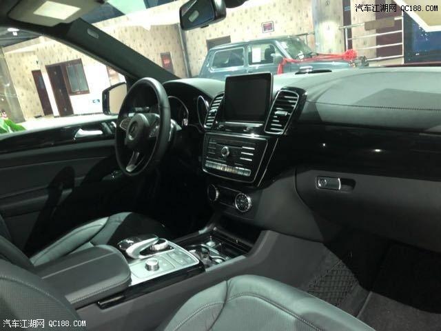 18款奔驰GLS450百公里多少油耗提速升级