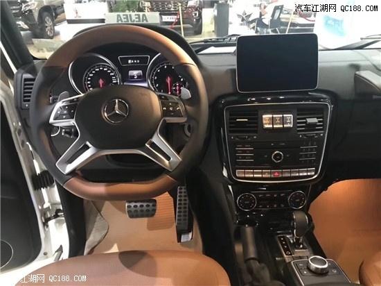 平行进口19款奔驰G500即将上市 18款老款抄底促销