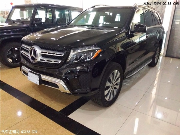 进口奔驰GLS450豪华SUV引导时代潮流 岁末降税钜惠促销
