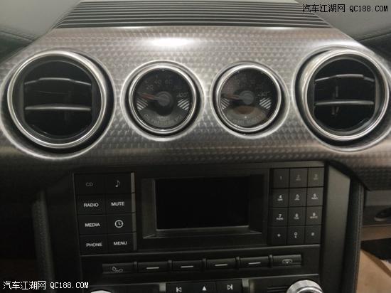 帅气轿跑车 配18款福特野马优惠行情 2.3T性能包版报价