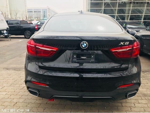 2018款宝马X6车身尺寸多少综合耗油讲解全国分钱购车