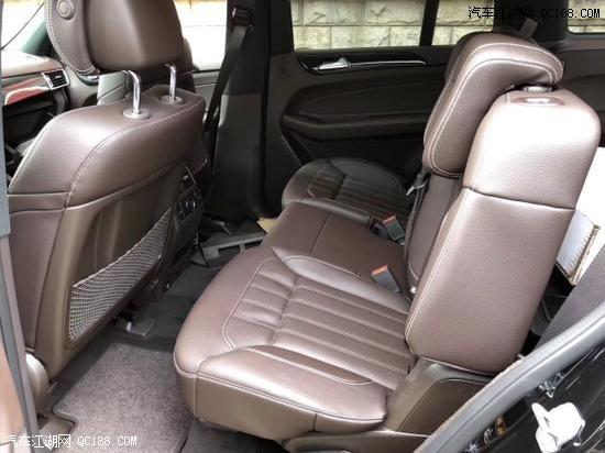 18款奔驰GLS450加版行情报价