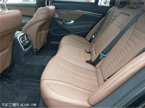 平行进口美规奔驰S560报价 美规奔驰S560油耗