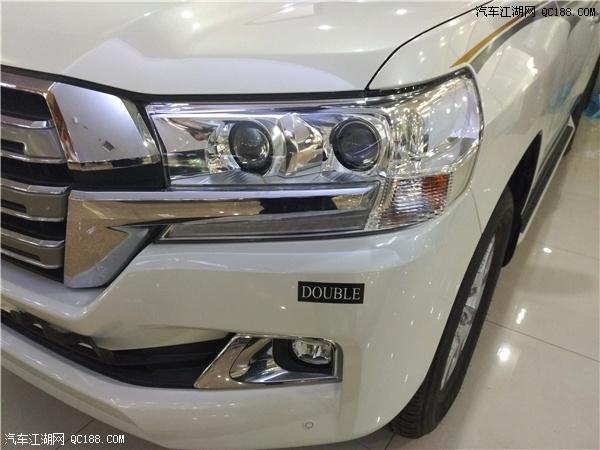 2018款陆巡丰田酷路泽4600 港口最新价格 钜惠促销