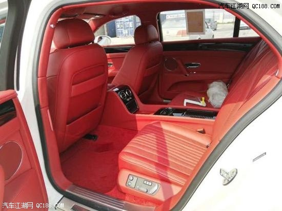 宾利飞驰V8S价格 原装进口 年终大促全国最低