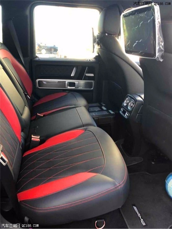 19款奔驰G63价格 新款G63特别版多少钱现车优惠多少钱